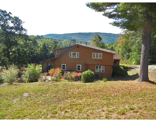Single Family Home for Sale at 115 Indian Hollow 115 Indian Hollow Chesterfield, Massachusetts 01012 United States