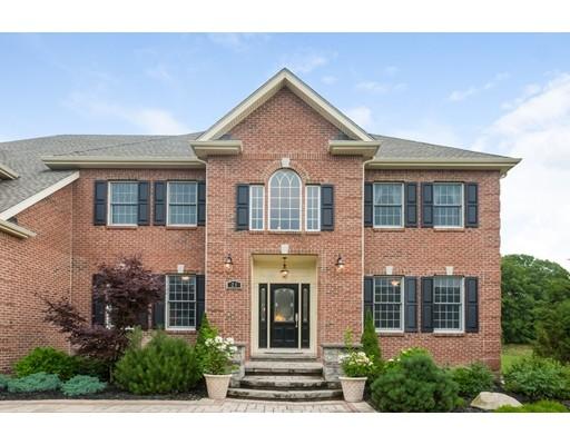 Частный односемейный дом для того Продажа на 21 Medalist Drive 21 Medalist Drive Rehoboth, Массачусетс 02769 Соединенные Штаты