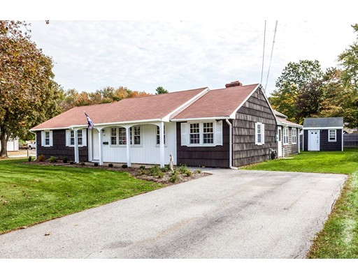 Частный односемейный дом для того Продажа на 19 Dix Road 19 Dix Road Maynard, Массачусетс 01754 Соединенные Штаты