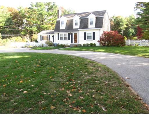 Частный односемейный дом для того Аренда на 127 Silver Street 127 Silver Street Hanover, Массачусетс 02339 Соединенные Штаты