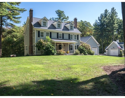 Single Family Home for Sale at 155 Woodridge Road 155 Woodridge Road Carlisle, Massachusetts 01741 United States