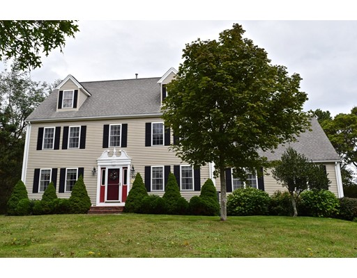 Single Family Home for Sale at 20 Harlow Farm Road 20 Harlow Farm Road Bourne, Massachusetts 02562 United States