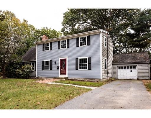 Casa para uma família para Venda às 8 Harwood Circle 8 Harwood Circle Natick, Massachusetts 01760 Estados Unidos