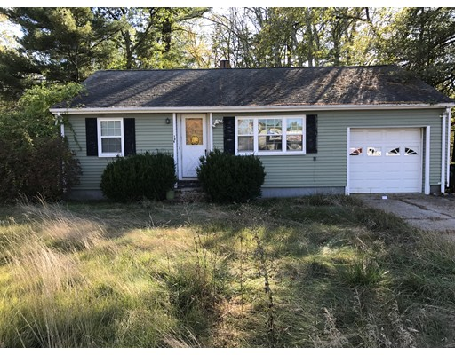 Single Family Home for Sale at 164 Mendon Street Bellingham, Massachusetts 02019 United States