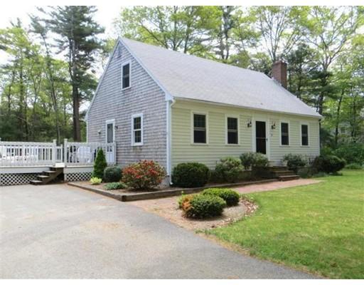 Частный односемейный дом для того Продажа на 24 Matthew Way 24 Matthew Way Barnstable, Массачусетс 02648 Соединенные Штаты