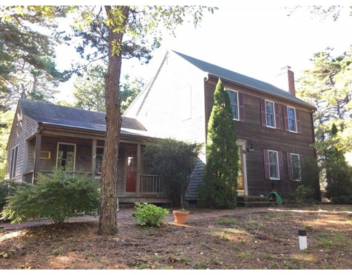 Single Family Home for Sale at 85 Foxwood Drive 85 Foxwood Drive Eastham, Massachusetts 02642 United States