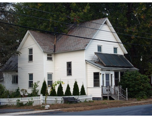 Single Family Home for Sale at 83 Newton Street 83 Newton Street Greenfield, Massachusetts 01301 United States