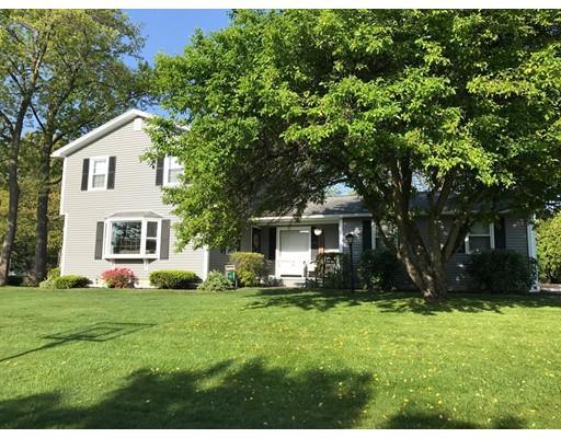 独户住宅 为 销售 在 6 Savory Drive 6 Savory Drive Chicopee, 马萨诸塞州 01020 美国