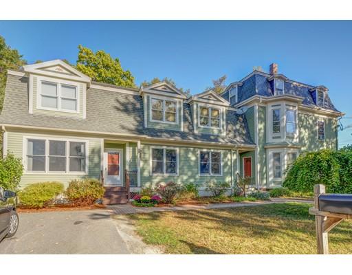 شقة بعمارة للـ Sale في 10 Highland Street 10 Highland Street Concord, Massachusetts 01742 United States