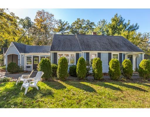 Casa Unifamiliar por un Venta en 63 Canterbury Road Lynnfield, Massachusetts 01940 Estados Unidos