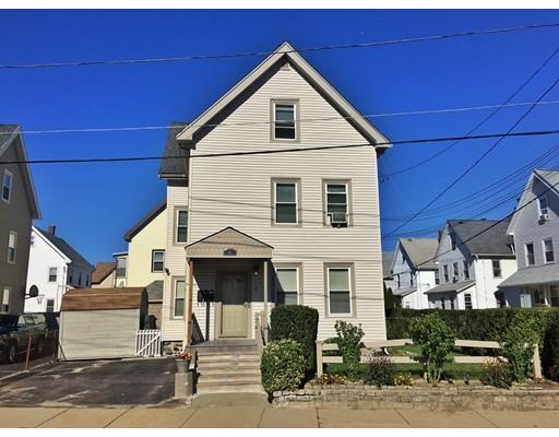 Single Family Home for Rent at 21 Whitman Street Malden, Massachusetts 02148 United States