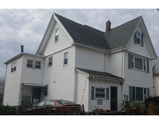 Multi-Family Home for Sale at 35 Seaview Avenue Malden, Massachusetts 02148 United States