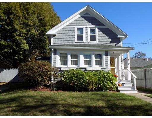 Частный односемейный дом для того Продажа на 5 Home Park Avenue 5 Home Park Avenue Hopedale, Массачусетс 01747 Соединенные Штаты