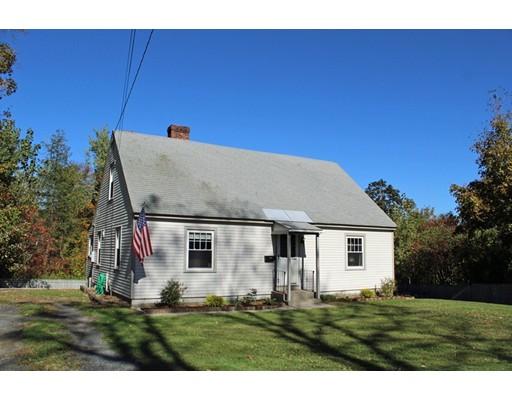 Casa Unifamiliar por un Venta en 98 S. Shelburne Road 98 S. Shelburne Road Greenfield, Massachusetts 01301 Estados Unidos