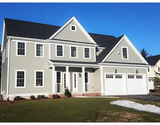 Single Family Home for Sale at 8 Nichols Way 8 Nichols Way Norfolk, Massachusetts 02056 United States