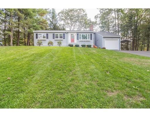 Maison unifamiliale pour l Vente à 1 Country Lane 1 Country Lane Maynard, Massachusetts 01754 États-Unis