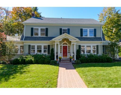 Einfamilienhaus für Verkauf beim 10 Pine Street 10 Pine Street Wellesley, Massachusetts 02481 Vereinigte Staaten