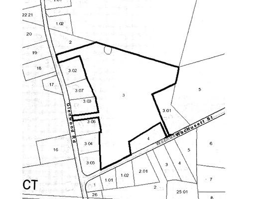 Земля для того Продажа на 66 Glenwood 66 Glenwood Rutland, Массачусетс 01543 Соединенные Штаты