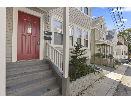 Additional photo for property listing at 6 Wilson Avenue  Somerville, 马萨诸塞州 02145 美国