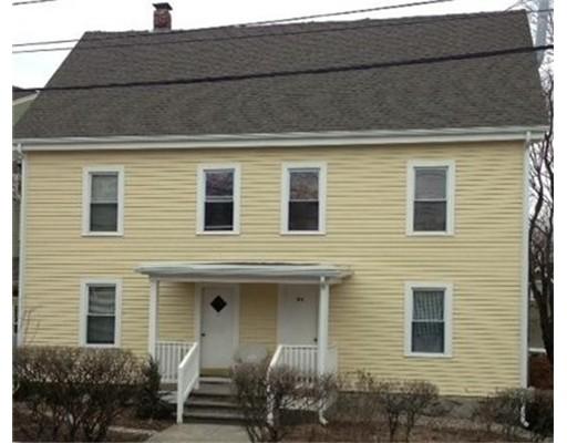 Appartement pour l à louer à 2 Mechanic St #1 2 Mechanic St #1 Newton, Massachusetts 02464 États-Unis