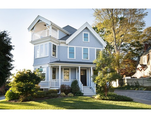 Single Family Home for Sale at 46 Russell Avenue 46 Russell Avenue Watertown, Massachusetts 02472 United States