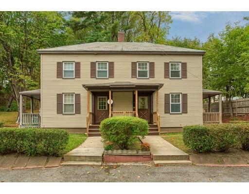 Maison avec plusieurs logements pour l Vente à 48 Overland Street 48 Overland Street Fitchburg, Massachusetts 01420 États-Unis