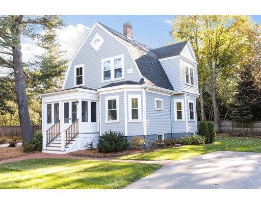 Einfamilienhaus für Verkauf beim 2 Solon Street 2 Solon Street Wellesley, Massachusetts 02482 Vereinigte Staaten