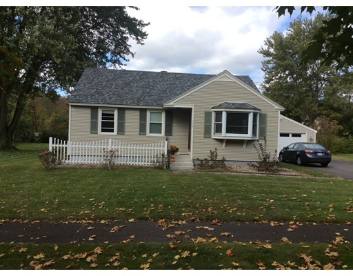 Single Family Home for Sale at 177 North Main Street Sunderland, Massachusetts 01375 United States