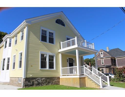Maison unifamiliale pour l Vente à 140 Green Street 140 Green Street Fairhaven, Massachusetts 02719 États-Unis