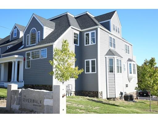 共管式独立产权公寓 为 销售 在 205 Elm Street 205 Elm Street Braintree, 马萨诸塞州 02184 美国