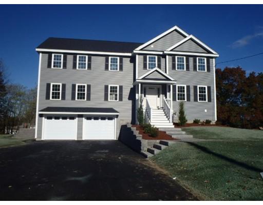 独户住宅 为 销售 在 162 Allen Road 162 Allen Road Billerica, 马萨诸塞州 01821 美国