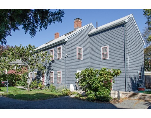Condominium for Sale at 183 Federal Street 183 Federal Street Salem, Massachusetts 01970 United States