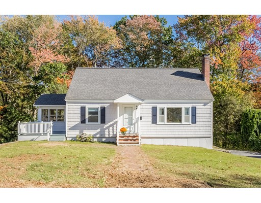 Single Family Home for Sale at 31 Lincoln Street 31 Lincoln Street Ayer, Massachusetts 01432 United States