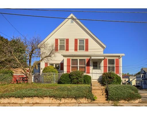 Частный односемейный дом для того Продажа на 293 Parker Street 293 Parker Street Gardner, Массачусетс 01440 Соединенные Штаты