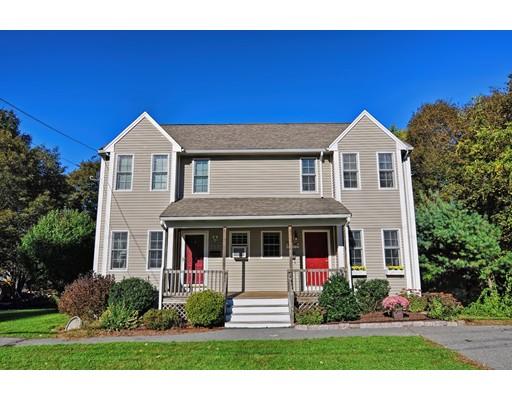 Condominio por un Venta en 215 SCHOOL Street 215 SCHOOL Street Franklin, Massachusetts 02038 Estados Unidos