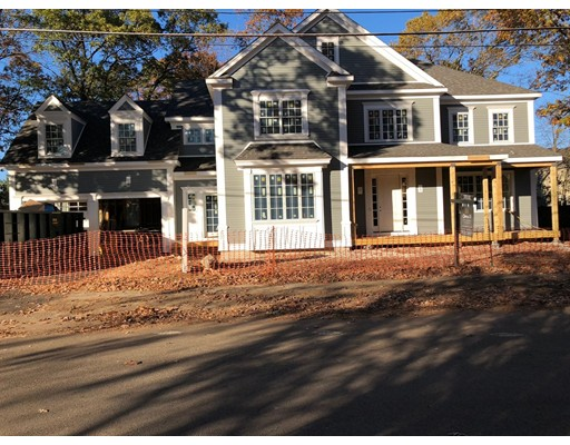 Single Family Home for Sale at 11 Colby Street 11 Colby Street Needham, Massachusetts 02492 United States