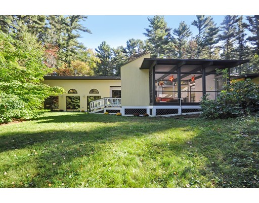 Single Family Home for Sale at 137 East Riding Drive 137 East Riding Drive Carlisle, Massachusetts 01741 United States