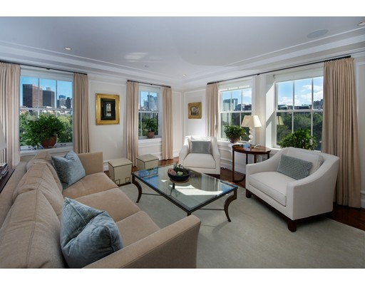 Condominium for Sale at 6 Arlington Street 6 Arlington Street Boston, Massachusetts 02116 United States