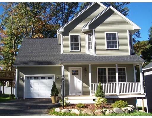Maison unifamiliale pour l Vente à Paper Birch Path Paper Birch Path Worcester, Massachusetts 01605 États-Unis