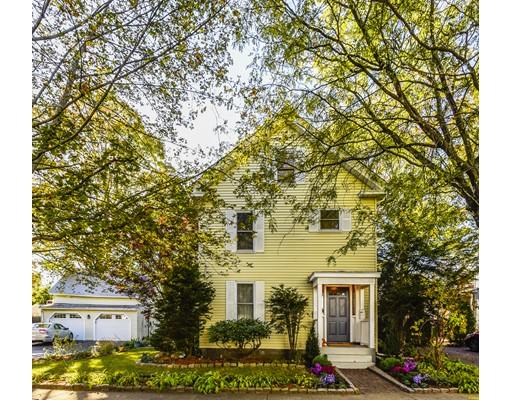 Condomínio para Venda às 4 Winnemay Street 4 Winnemay Street Natick, Massachusetts 01760 Estados Unidos