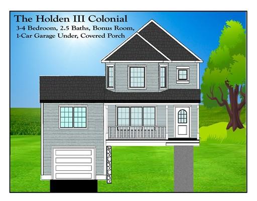 Casa Unifamiliar por un Venta en Paper Birch Path Worcester, Massachusetts 01605 Estados Unidos