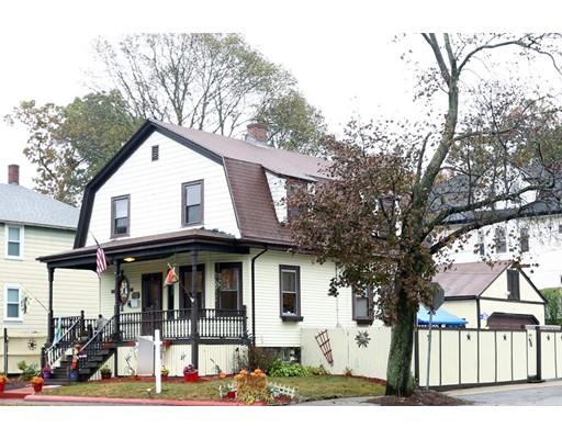 Maison unifamiliale pour l Vente à 532 Main 532 Main Stoneham, Massachusetts 02180 États-Unis