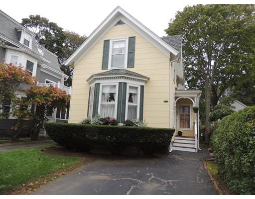 Частный односемейный дом для того Продажа на 25 Lovett Street 25 Lovett Street Beverly, Массачусетс 01915 Соединенные Штаты