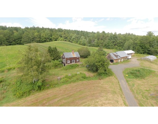 Single Family Home for Sale at 108 W Leyden Road 108 W Leyden Road Colrain, Massachusetts 01340 United States