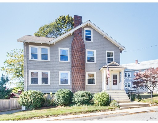 Casa Multifamiliar por un Venta en 88 Slade Street Belmont, Massachusetts 02478 Estados Unidos