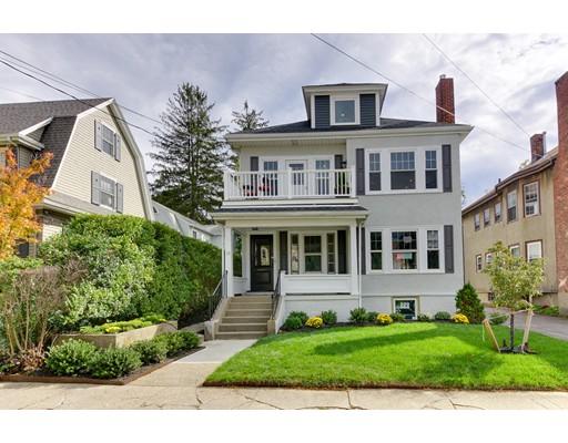 Πολυκατοικία ατομικής ιδιοκτησίας για την Πώληση στο 15 Cushing Avenue 15 Cushing Avenue Belmont, Μασαχουσετη 02478 Ηνωμενεσ Πολιτειεσ