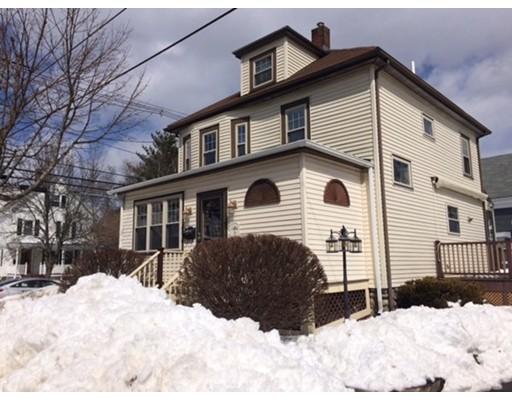واحد منزل الأسرة للـ Sale في 39 Clark 39 Clark Danvers, Massachusetts 01923 United States