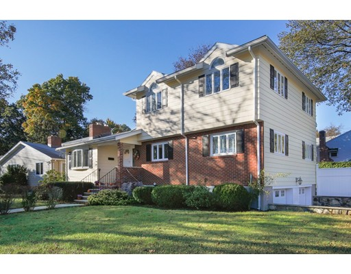 Single Family Home for Sale at 48 Browning Road 48 Browning Road Arlington, Massachusetts 02476 United States