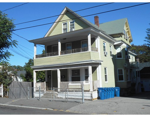 Multi-Family Home for Sale at 53 Woodland Street 53 Woodland Street Lawrence, Massachusetts 01841 United States