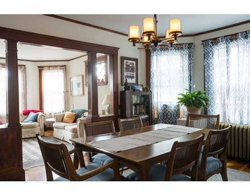 独户住宅 为 出租 在 18 Saint Rose 波士顿, 马萨诸塞州 02130 美国